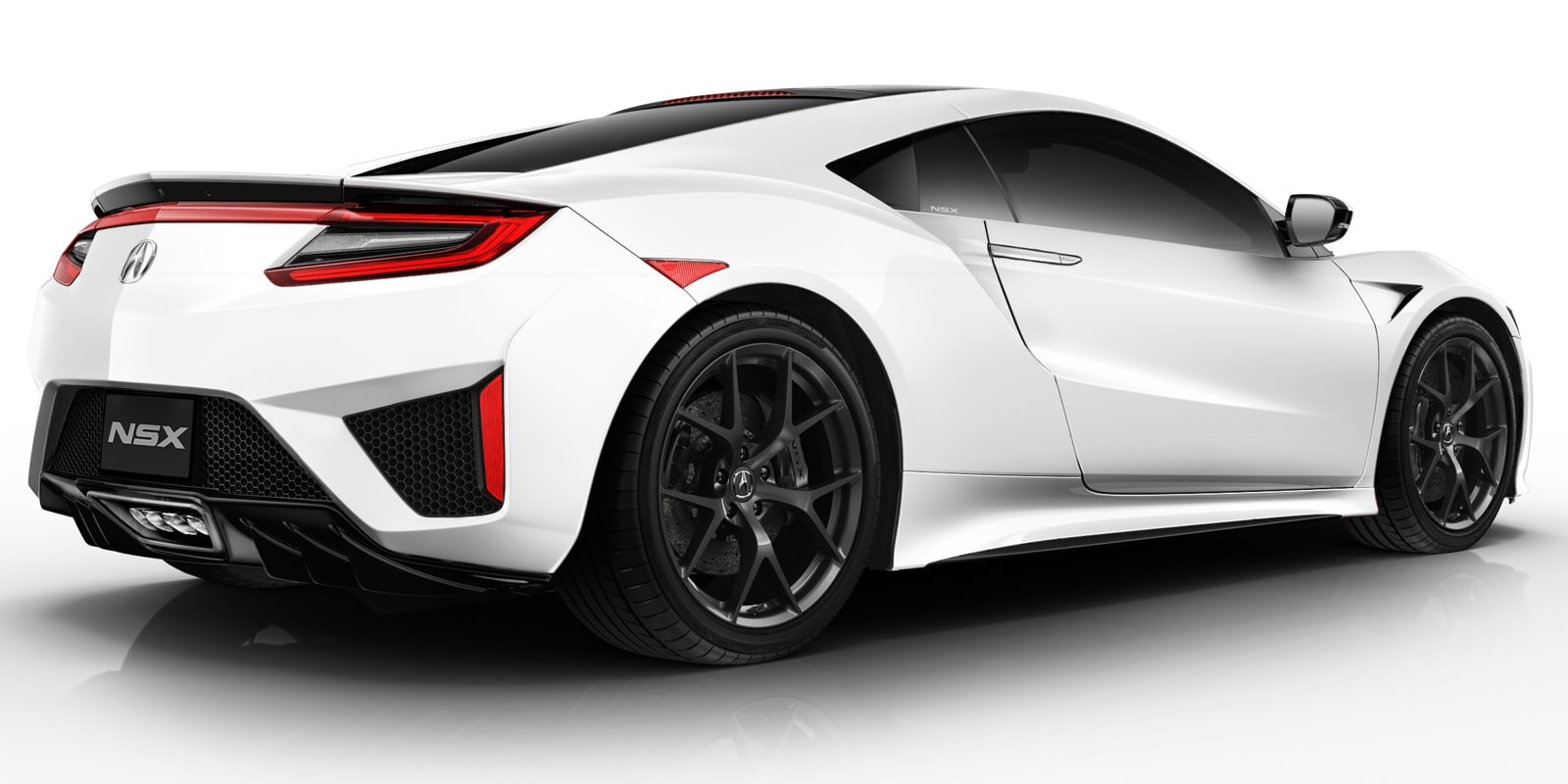 2017 Acura NSX - Rear