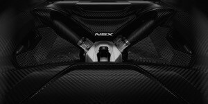 2017 Acura NSX - Engine